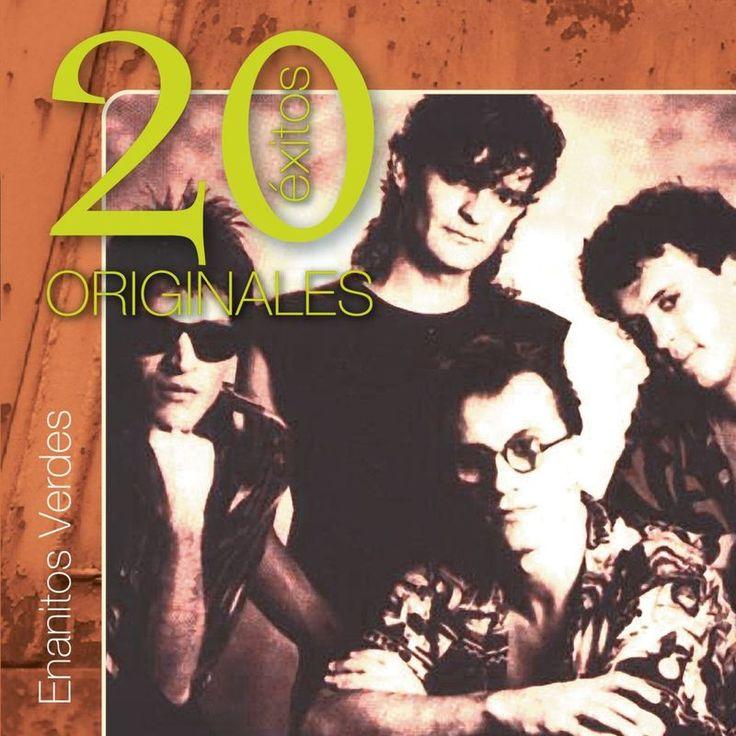 Originales 20 Exitos By Los Enanitos Verdes Enanitos Verdes Rock En Español Enana
