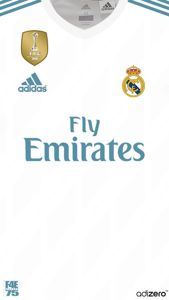 Real Madrid home kit 2017-2018  8f41f209e