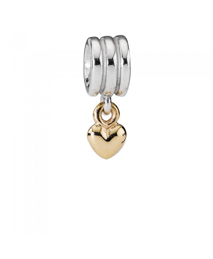 4238f3870 Pandora Hanging Heart Pendant Charm 790173   pendant   Pandora ...