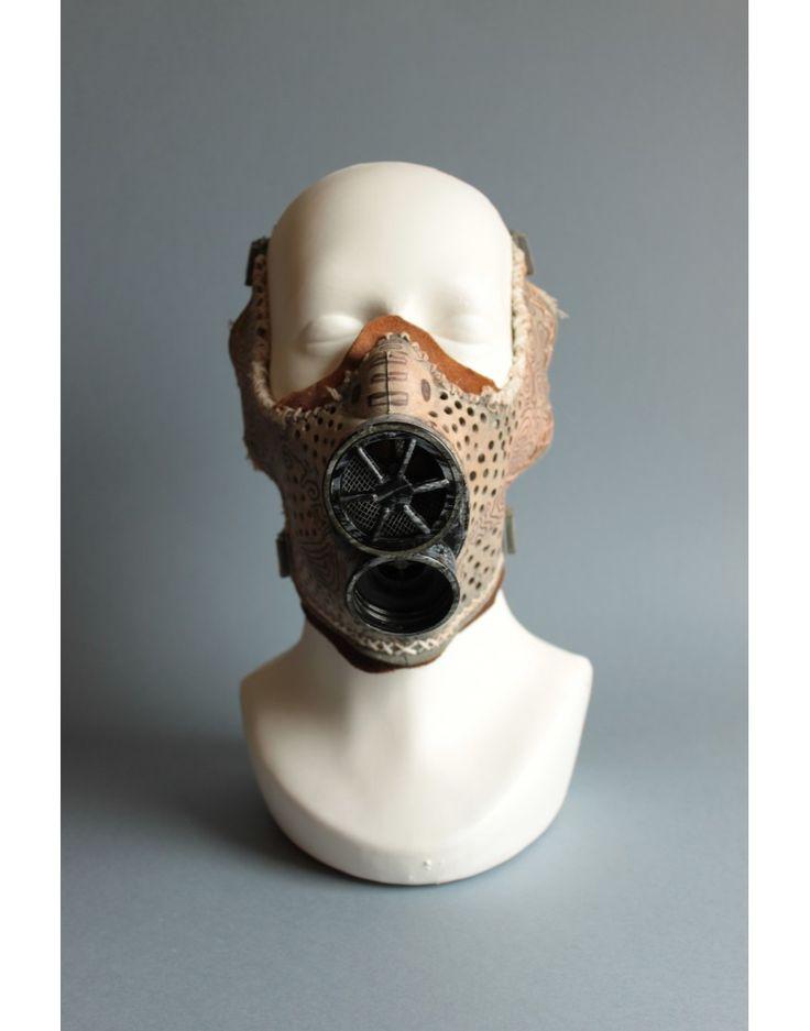 Fallout Tribe Gas Mask vol. 1