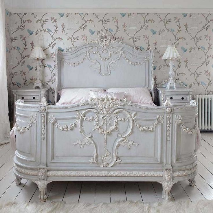 Bonaparte French Bed | Luxury Bed - French Bedrooms #luxurybedding
