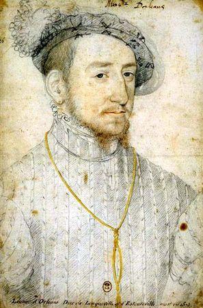 Henri d'Orléans, BnF