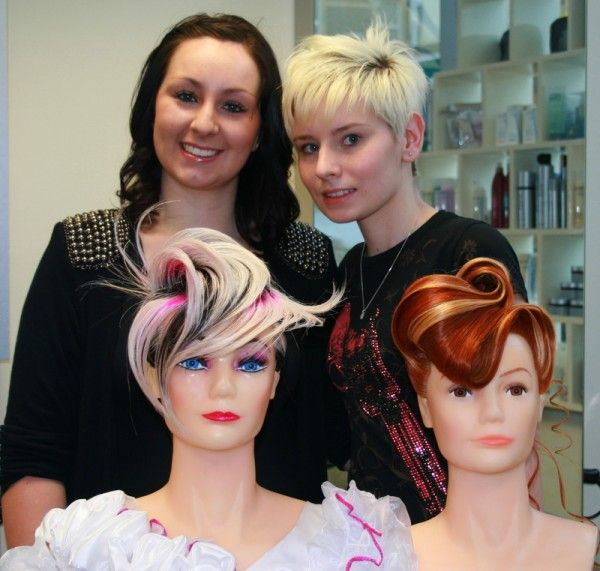 Hair World Compeion Achieving Substantial Wins In International Hairdressing Compeions