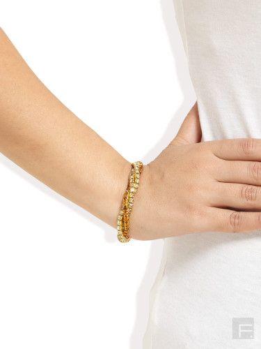 DIOVANNI // Princess Intertwined Bracelet