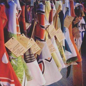 Offerte lavoro Genova  Nel nome del riciclo le creazioni di una giovane stilista. Pensando a non sprecare (con eleganza)  #Liguria #Genova #operatori #animatori #rappresentanti #tecnico #informatico Il bikini? era una réclame a Finalborgo lo striscione si fa costume