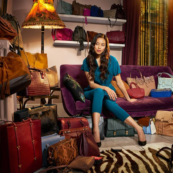 Cramped by your own style?  If your passion for fashion is taking over your home, LOVESPACE can help.