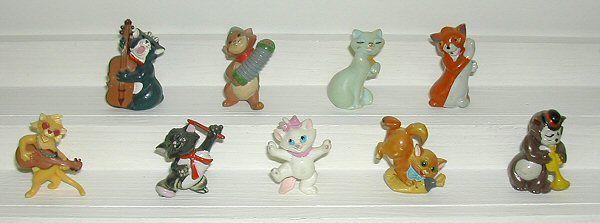 My Collection : Disney Movies Kinder Cartoon Figures