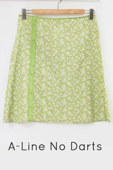 Brilliant tutorial for making your own skirt pattern x