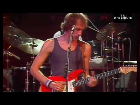 ▶ Dire Straits [Live Concert on Chorus TV at Théâtre de l'Empire, 14 Octobre 1978, France 1978]  Set List:  1 - East Bound Train 2 - Water Of Love 3 - Interview 4 - Lions 5 - Sultans Of Swing ~`j