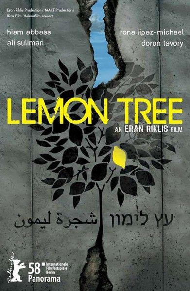 «Лимонное дерево» Израиль, Германия, Франция, 2008. Реж. Эран Риклис