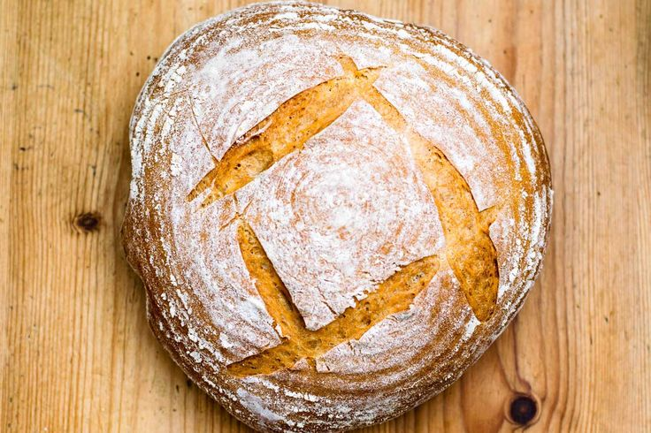 Ψωμί με αλεύρι Ζέας. Ψωμάκι με ένα από τα πιο πλούσια σε θρεπτικά υλικά αλεύρι