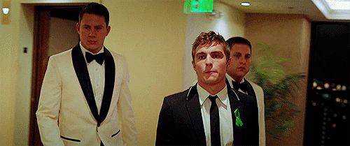"And Eric in ""21 Jump Street."" 
