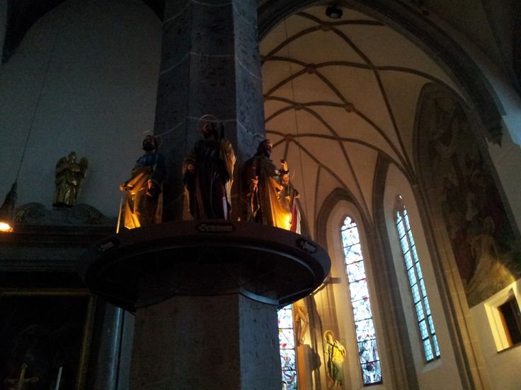 In the parish church of Trostberg, county Traunstein