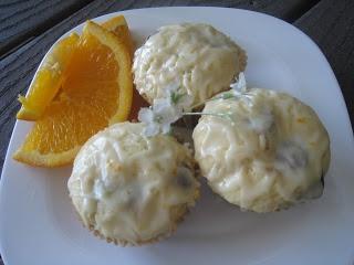 Simple Yet Gourmet: Orange Ricotta Chocolate Chip Muffins