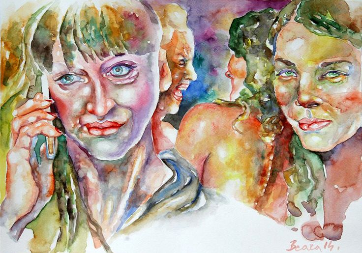 Ðorde Beara 2014 - akvarel 30x40 - 05