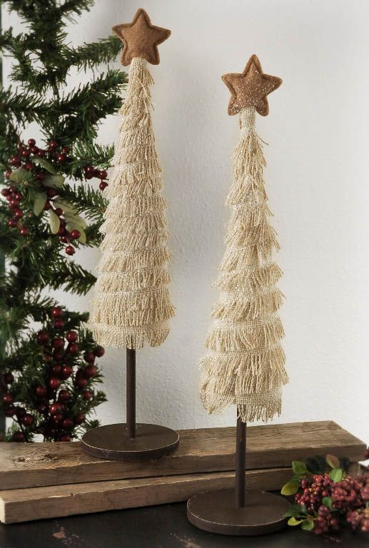 Get a professional designer look for your Christmas tree this year. he cotton and burlap tree suits a more rustic, simplistic style while the deco mesh suits a bolder style with its bright pops of color. You'll learn how to place garlands and beautiful bows, and see how we add ribbon streamers and floral picks. … Continue reading 40 Awesome Christmas Tree Decorations Ideas with Burlap →