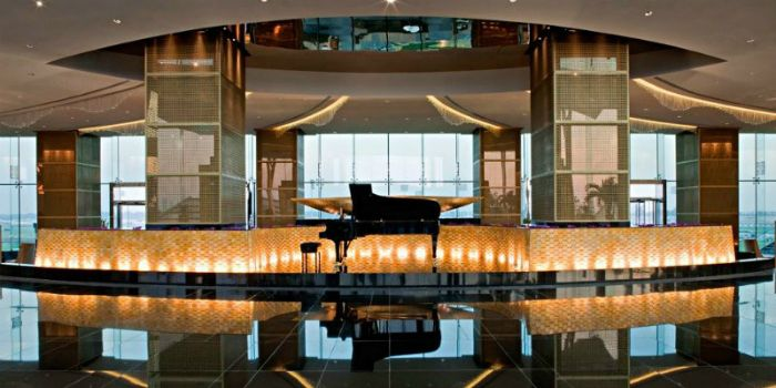 Exotic luxury of Meydan Hotel | Hotel Interior Designs