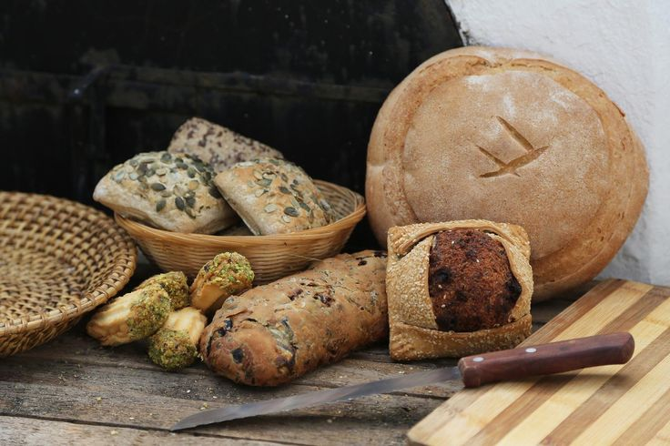 Traditional Cypriot Bakery Products - I love the traditional bread