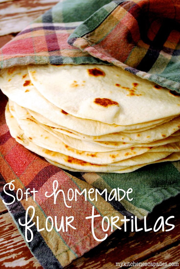 "Search for ""Flour tortillas"" - My Kitchen Escapades"