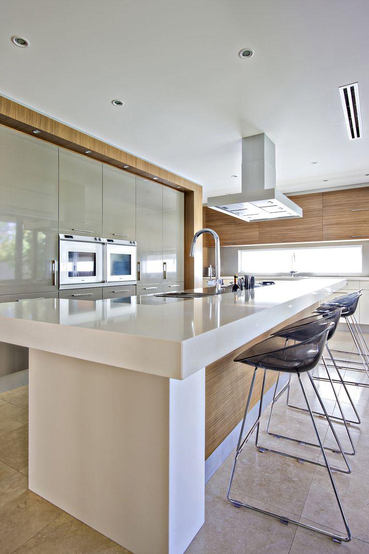 Enviroven™ Limed Walnut | Polished Veneer | Design: leonhouse | Project: Fortview Road