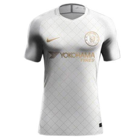 Nueva Camiseta Segunda Tailandia del Chelsea 2017 2018 | outlet españa