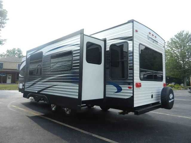 2016 New Keystone SPRINGDALE 271RL Travel Trailer in Ohio OH.Recreational Vehicle, rv, PRICES TOO LOW TO LIST ONLINE! GIVE US A CALL!
