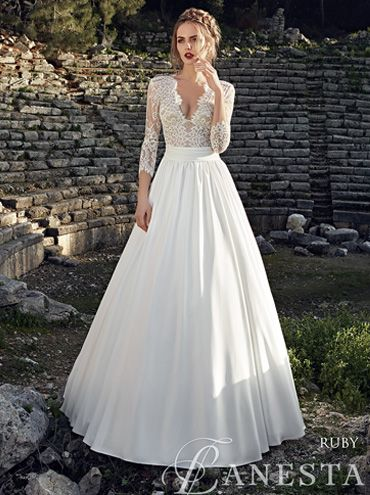 Svatební šaty - Ruby