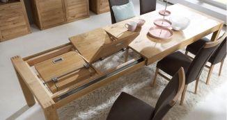 Der perfekte Esstisch für das Weihnachtsessen mit der ganzen Familie