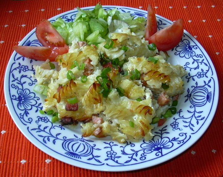 Hermelínové těstoviny :: Domací kuchařka - vyzkoušené recepty