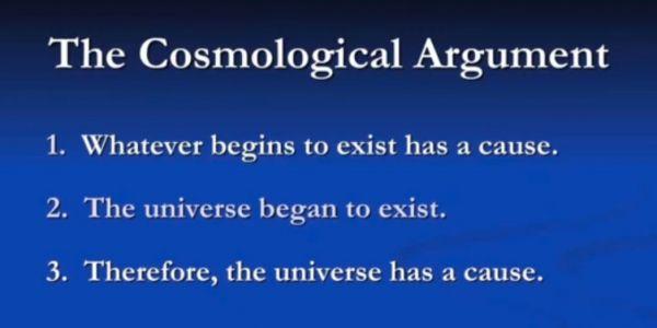 The kalam cosmological argument. William lane Craig.