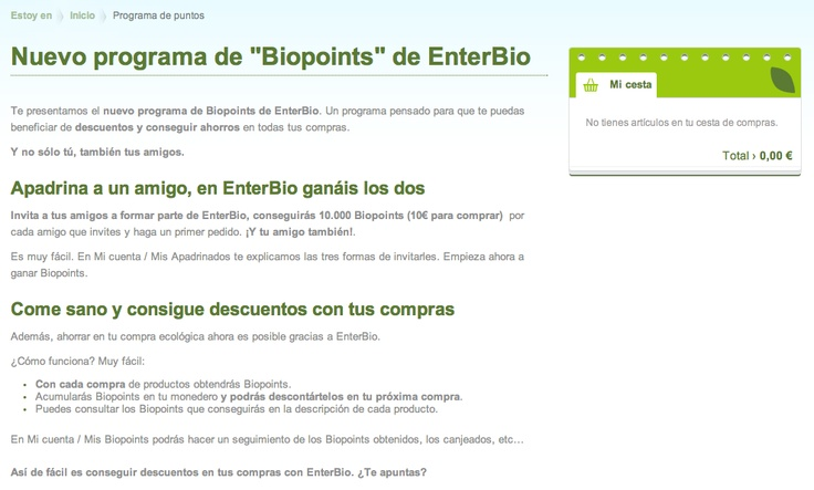 Biopoints from www.enterbio.es