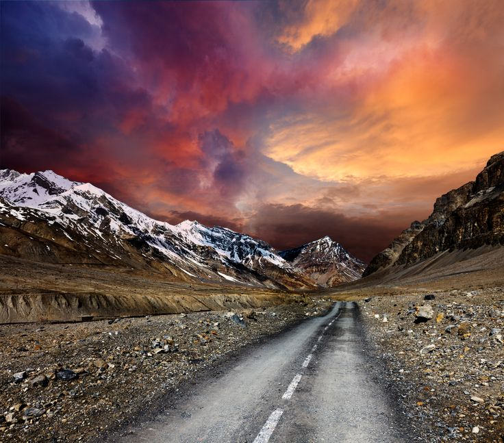 """Road Himalayan Road Location India From """"The 10 Most"""