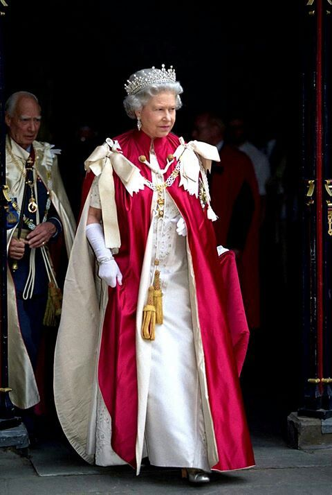 The Order of the Bath of which The Queen is 'Sovereign' and The Prince of Wales is 'Great Master':