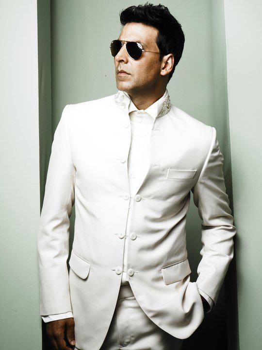 You gotta love Akshay Kumar!