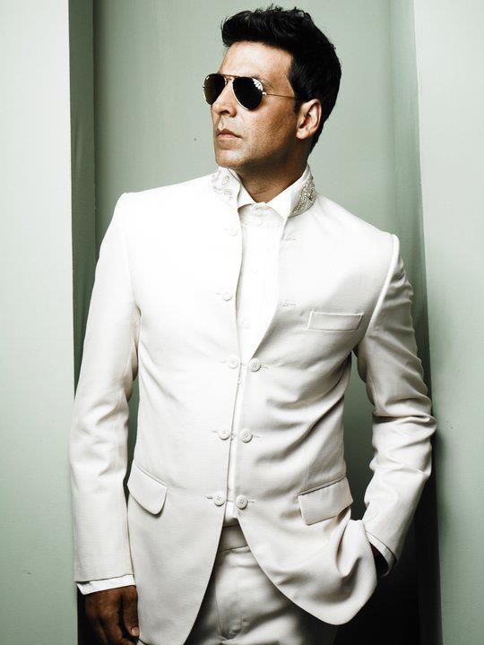 You gotta love Akshay Kumar!