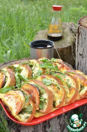 Бутерброды «Закусочные» сырно-овощные