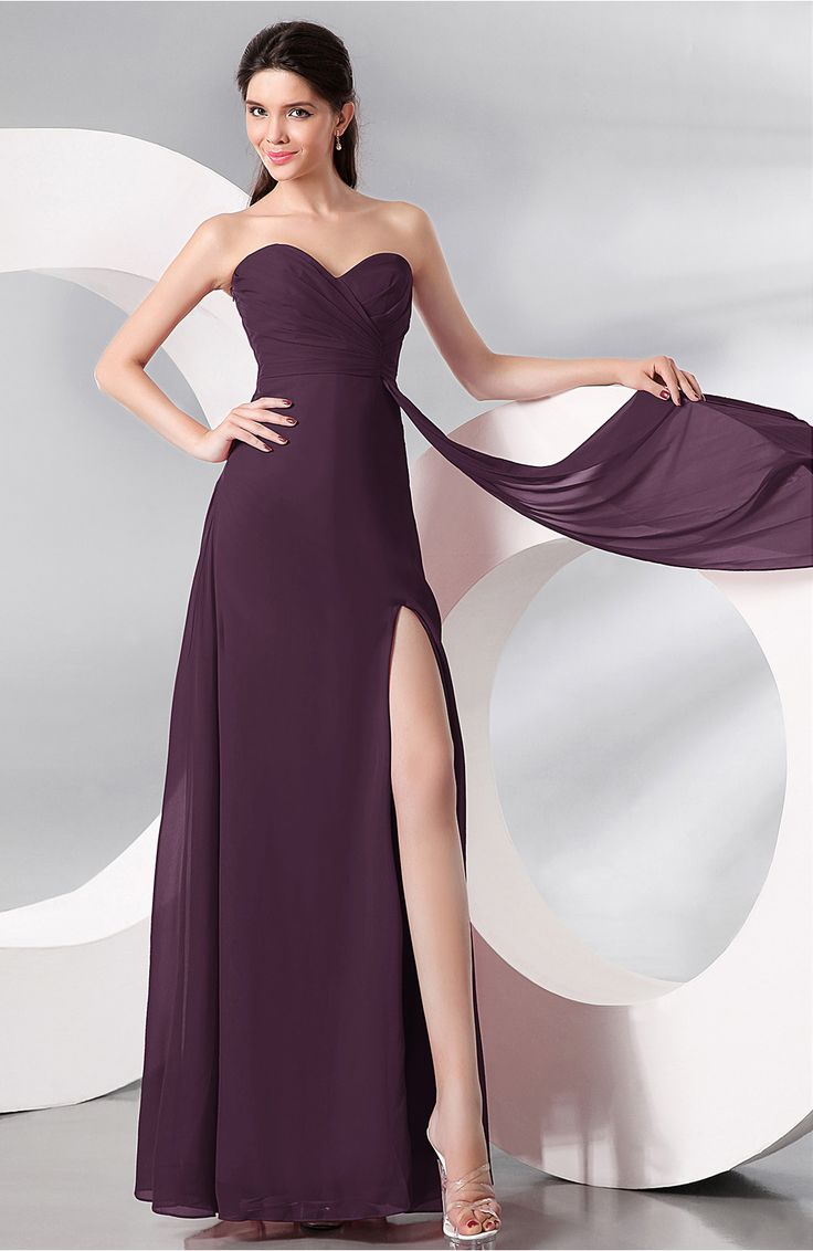 25 best bridesmaids images on pinterest bridesmaids chiffon and dark purple evening dress gown sexy formal long plus size cheap elegant prom homecoming party women maxi slit bridesmaid sleeveless affordable wear ombrellifo Choice Image