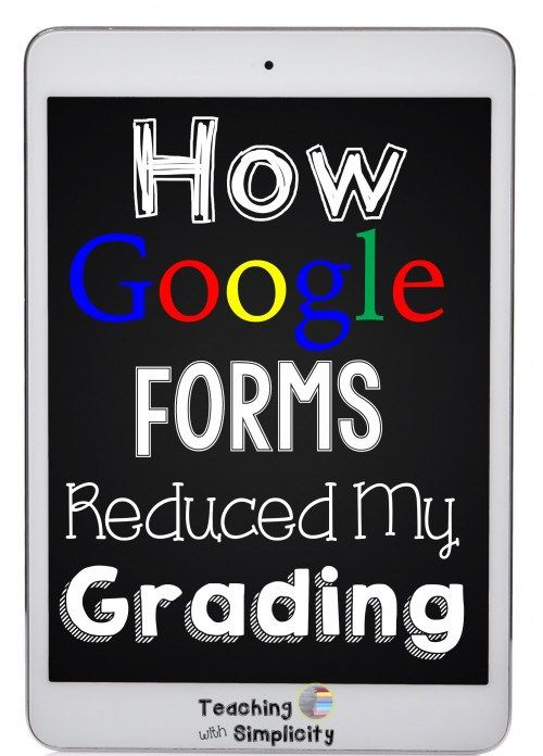 How Google Forms Reduced My Grading