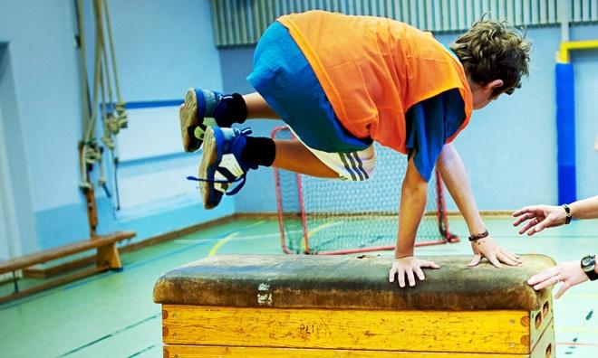Träning ger smarta barn - Torkel Klingberg DN