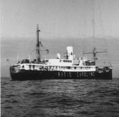 Pirate Radio Caroline North broadcast off the coast of Ramsey, Isle of Mann on 197 / 259 metres medium wave from July 1964 through to March 1968.   These original broadcasts from Radio Caroline North were recorded via reel to reel tape in the sixties and have been enhanced / converted to MP3 format as technology has allowed - Click here for more details: http://www.nostalgiastore.co.uk/?radio-caroline,154