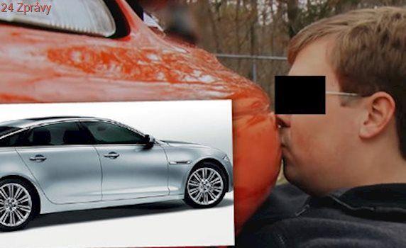 Muž trpí zvláštní úchylkou: Miluje své auto, má s ním sex a říká mu Goldie