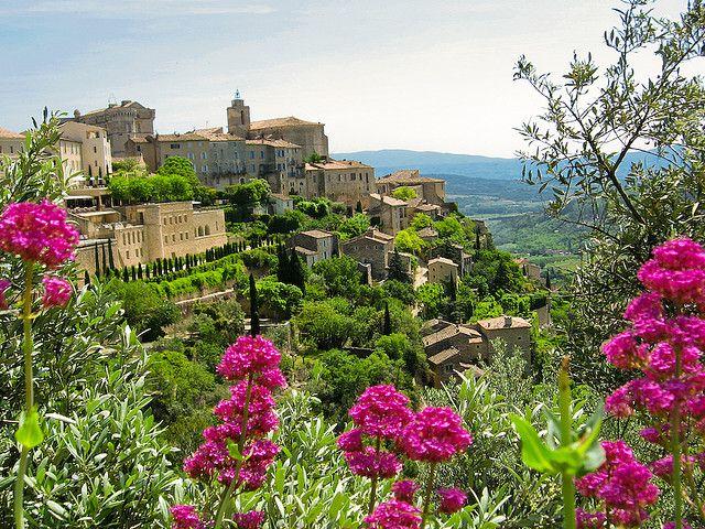 Gordes, Provence, France: Beauty Summer, Luberon Gord, Place I D, Gord Beauty, Beauty Place, Gord France, Provence Travel, Provence France, France Gord