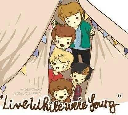 17 mejores ideas sobre Caricaturas De One Direction en Pinterest ...