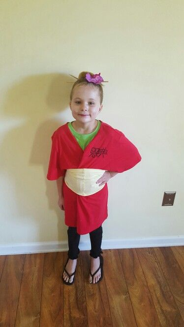 DiY China costume / kimono for Girl Scout World Thinking Day made from old t-  sc 1 st  Pinterest & 891 best Chinese Costume images on Pinterest | Hanfu Traditional ...