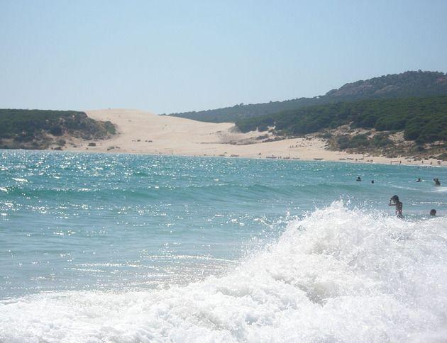 Playa de Bolonia (Tarifa, Cádiz), by @elle