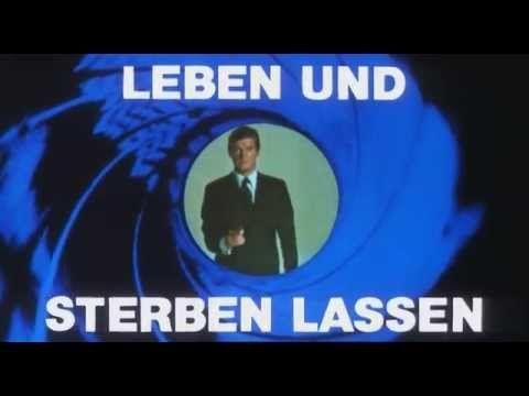 ▶ James Bond 007 - Leben und Sterben Lassen Trailer deutsch - YouTube