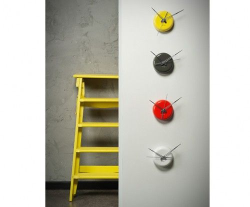 Reloj DOT #Karlsson #relojes #watches #deco #minimal #fashion clocks Present Time
