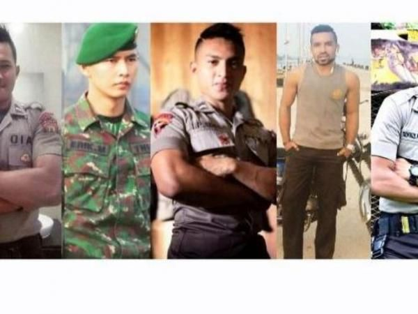 Lima Pria Berotot yang Bakal Bikin Wanita Klepek-klepek