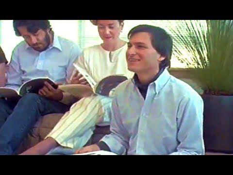 Steve Jobs brainstorms with the NeXT team (1985). Mais que um vídeo, um exemplo e uma Excelente Aula para empreendedores de Startups.