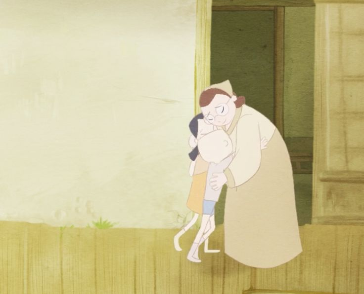 Ce film d'animation émouvant est un hommage aux mamans mais peut facilement être transposé aux parents en général. Il y est question de stress, de surmenage et d'amour.